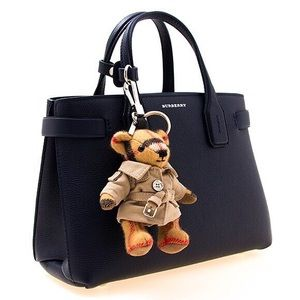 Burberry Accessories - Key chain Thomas Bear Charm in Trench Coat